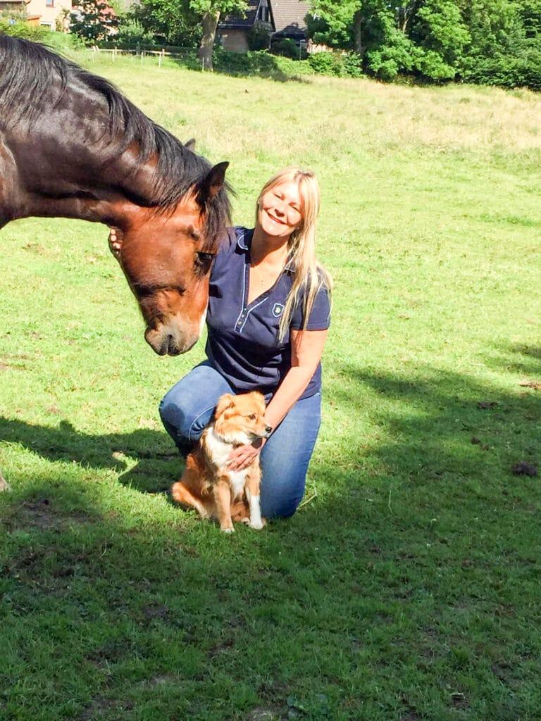 Martina-Pferd-Hund